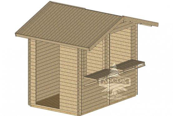 Dach dwupołaciowy